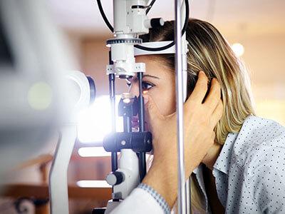 Computerized Eye Testing